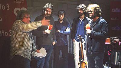 Disco Grande - Mucho, tocando en las puertas de Toledo - 02/03/16 - escuchar ahora