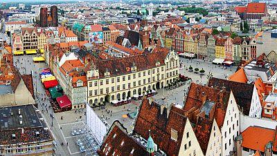 Nómadas - Wroclaw, punto de encuentro - 06/03/16 - escuchar ahora