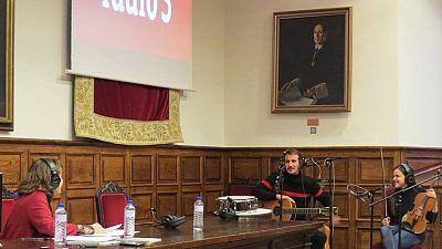 Tres en la carretera - Semana del Audiovisual Contemporáneo de Oviedo (SACO) - 05/03/16 - escuchar ahora