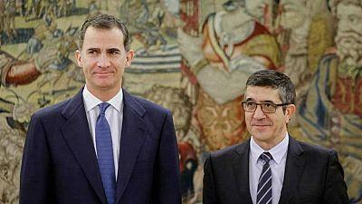 Las mañanas de RNE - Felipe VI y Patxi López abordan el proceso abierto tras la investidura fallida de Pedro Sánchez - Escuchar ahora