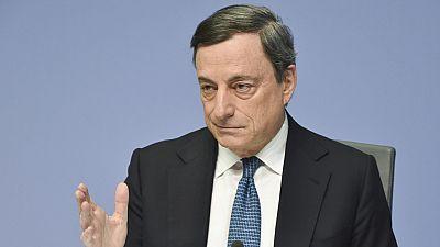 Boletines RNE - El BCE baja los tipos al 0% y amplía el programa de compra de deuda - Escuchar ahora