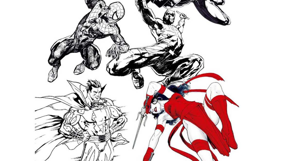 La hora del bocadillo - Superhéroes con Ñ, Carmen Bueno y Lectores Impertinentes - 12/03/16 - escuchar ahora