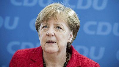 Diario de las 2 - Merkel no modificará su política migratoria, a pesar del varapalo electoral - Escuchar ahora