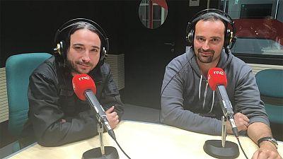 El vuelo del Fénix - Avances Leo Jiménez, Oker y entrevista Siddharta - 15/03/16 - escuchar ahora