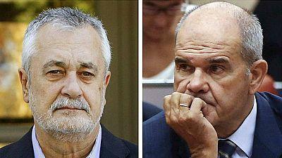 Las mañanas de RNE - Manuel Chaves y José Antonio Griñán declaran por el 'caso de los ERE' - Escuchar ahora
