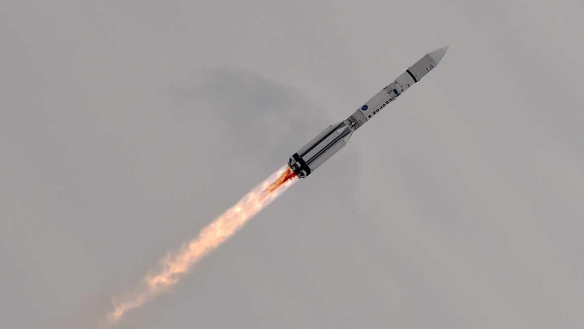 A hombros de gigantes - Misión ExoMars: Europa buscará vida en Marte - 21/03/16 - Escuchar ahora