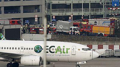 Las mañanas de RNE - Varias explosiones en el aeropuerto y el metro de Bruselas - Escuchar ahora