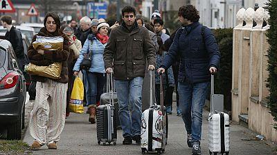 Boletines RNE - Caos en Bruselas tras las explosiones del aeropuerto y una estaci�n de metro - 22/03/16 - Escuchar ahora