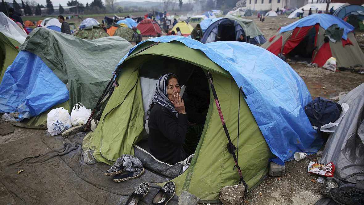 Países en conflicto - Mujeres refugiadas - 22/03/16 - Escuchar ahora