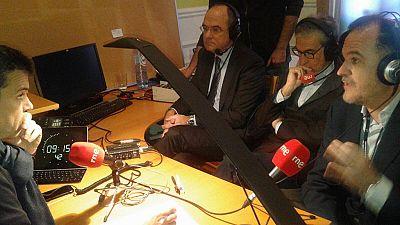Las ma�anas de RNE - Los eurodiputados Iturgaiz, J�uregui y Duch piden mayor coordinaci�n policial en la Uni�n Europea - Escuchar ahora