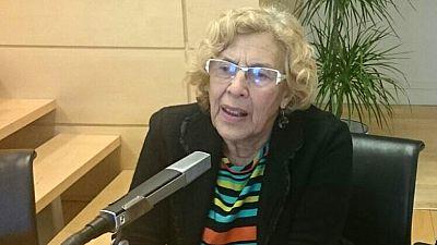 """Espa�a vuelta y vuelta - Carmena, sobre los atentados yihadistas: """"Hay que reflexionar much�simo"""" - Escuchar ahora"""