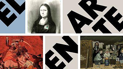 """Viñetas y bocadillos - Exposición """"El arte en el cómic"""" - 27/03/16 - Escuchar ahora"""
