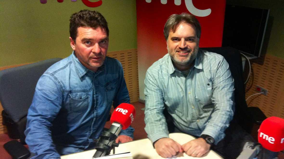 El matí a Ràdio 4 - Entrevista al periodista i escriptor Carlos Quílez