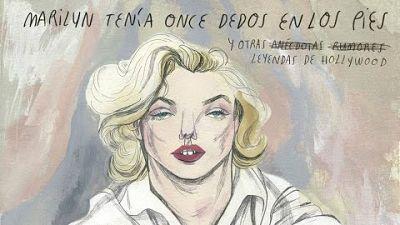 Mar�a Herreros autora de 'Marilyn tenia once dedos' - Escuchar ahora