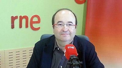 """Radio 5 Actualidad - Iceta, sobre un Gobierno tripartito PSOE-C's-Podemos: """"Aunque sea difícil, tendría sentido"""" - Escuchar ahora"""