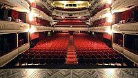 Las cuñas de RNE - Magia, música y amigos actores en el Teatro Cofidis Alcázar - 02/04/16 - Escuchar ahora