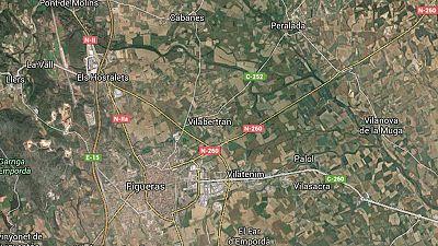 Al menos siete muertos en un accidente de tráfico en Figueres