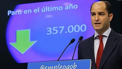 """24 horas - Juan Pablo Riesgo (PP): """"La incertidumbre política puede estar generando un parón en el empleo"""" - 05/04/16 - Escuchar ahora"""