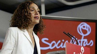 """Las mañanas de RNE - Meritxell Batet: """"La reunión Sánchez-Junqueras no tuvo que ver con la formación de Gobierno"""" - Escuchar ahora"""