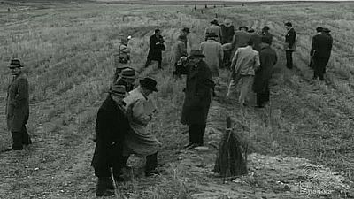 Documentos RNE - Los pueblos de colonización: la reforma agraria de Franco - 25/08/16 - escuchar ahora