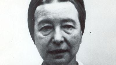 Con los ojos cerrados - Simone de Beauvoir