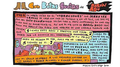 Viñetas y bocadillos - 'Lo contrario' de Mauro Entrialgo - 16/04/16 - Escuchar ahora