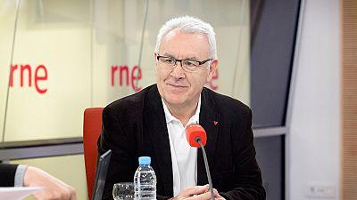 Las mañanas de RNE - Cayo Lara cree que el PSOE se ha equivocado al pactar con Ciudadanos - Escuchar ahora