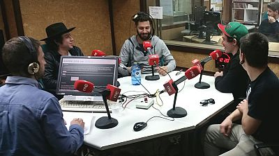 Reportajes emisoras - Encuentro de 'youtubers' en Palma de Mallorca - Escuchar ahora