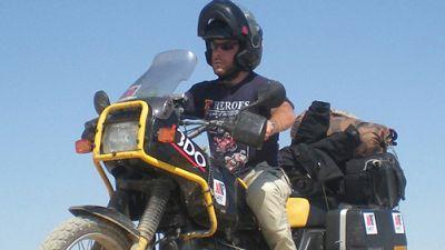 Blogueros - Miquel Silvestre, escritor, viajero y bloguero - 21/04/16 - Escuchar ahora