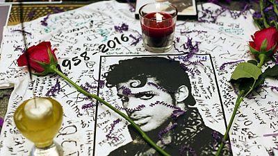 Las mañanas de RNE - Muere el artista estadounidense Prince a los 57 años - Escuchar ahora