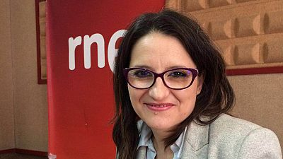 """Las mañanas de RNE - Mónica Oltra defiende un """"acuerdo de mínimos"""" para formar un gobierno de izquierdas - Escuchar ahora"""