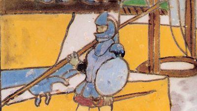 Música antigua - El mundo sonoro y musical del Quijote...con Pepe Rey - 26/04/16 - escuchar ahora