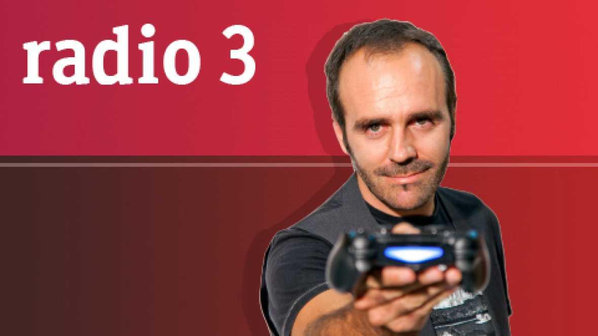 Fallo de sistema - Episodio 220: Mentores del videojuego - 01/05/16 - escuchar ahora