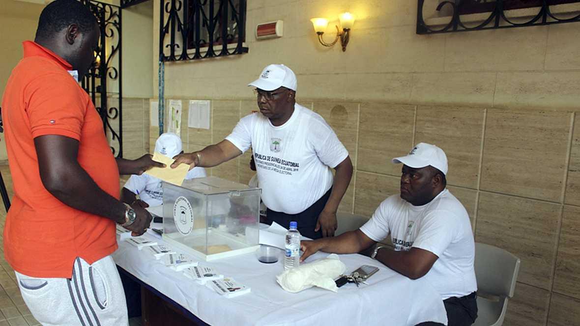 África hoy - Elecciones de Guinea Ecuatorial - 29/04/16 - escuchar ahora