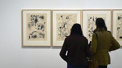 Entre paréntesis - El arte de la posguerra española, en el Museo Reina Sofía - Escuchar ahora