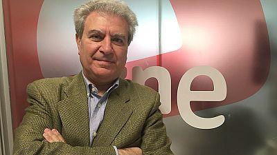 Las mañanas de RNE - 'Todo se arregla caminando', el nuevo volumen de las memorias de ficción de César Antonio Molina - Escuchar ahora