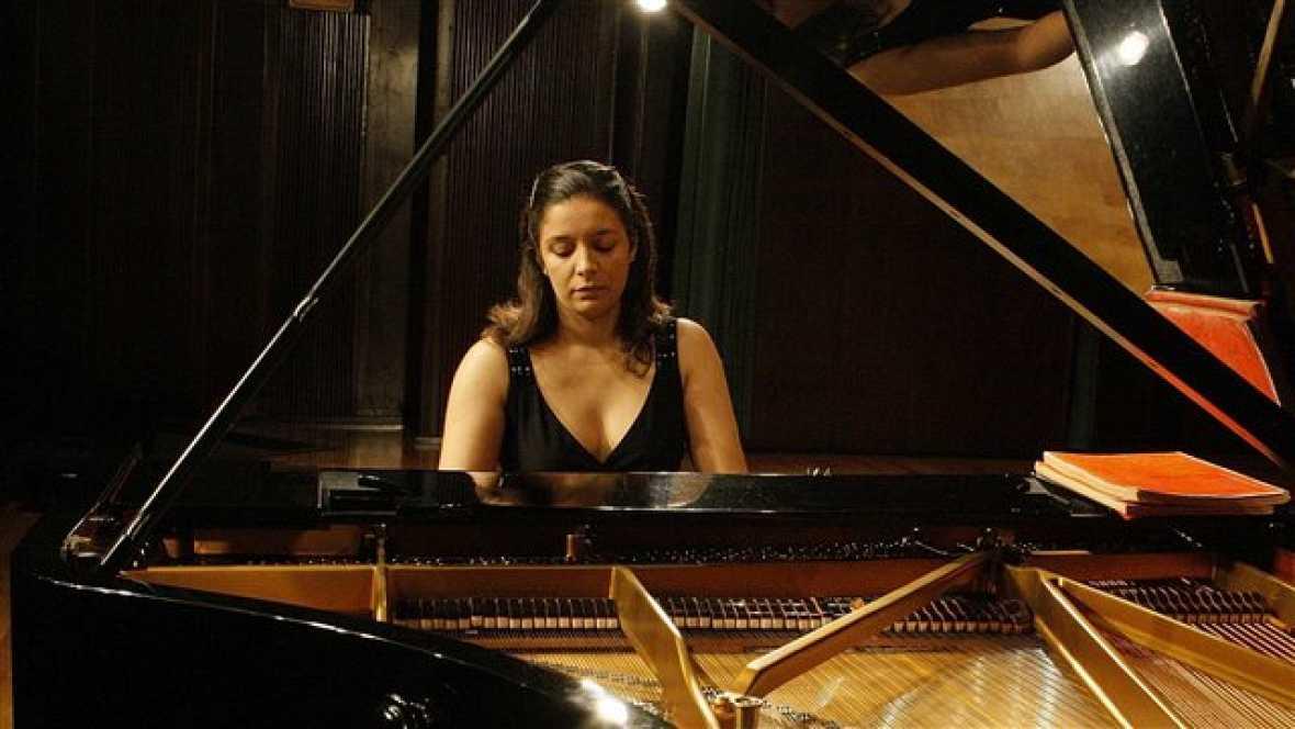 Pianistas españoles - Carmen Yepes - 05/05/16 - escuchar ahora