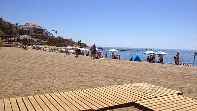 Marca España - Playa de Casares, una de las nuevas banderas azules de 2016 - escuchar ahora