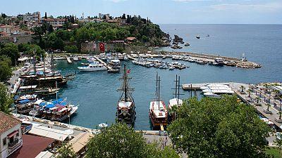 N�madas - D�as de radio en Antalya - 08/05/16 - escuchar ahora