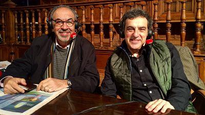 No es un d�a cualquiera - Entrevista a Jos� Mar�a Gallego y Julio Rey (Gallego&Rey)