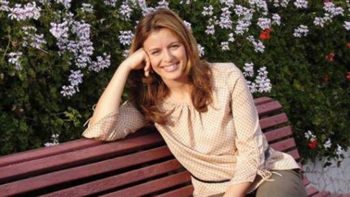Salimos por el mundo - Diana Al Azem, autora de 'Cardamomo' - 09/05/16 - escuchar ahora