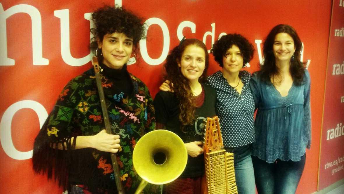 Tolerancia cero - Mujeres desinstrumentadas - 12/05/2016 - Escuchar ahora
