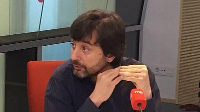 Las mañanas de RNE - Rafael Mayoral (Podemos) defiende las listas al Senado con el PSOE - Escuchar ahora