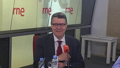 Las mañanas de RNE - Jordi Sevilla recuerda a Ximo Puig que las elecciones generales se plantean desde Madrid - Escuchar ahora
