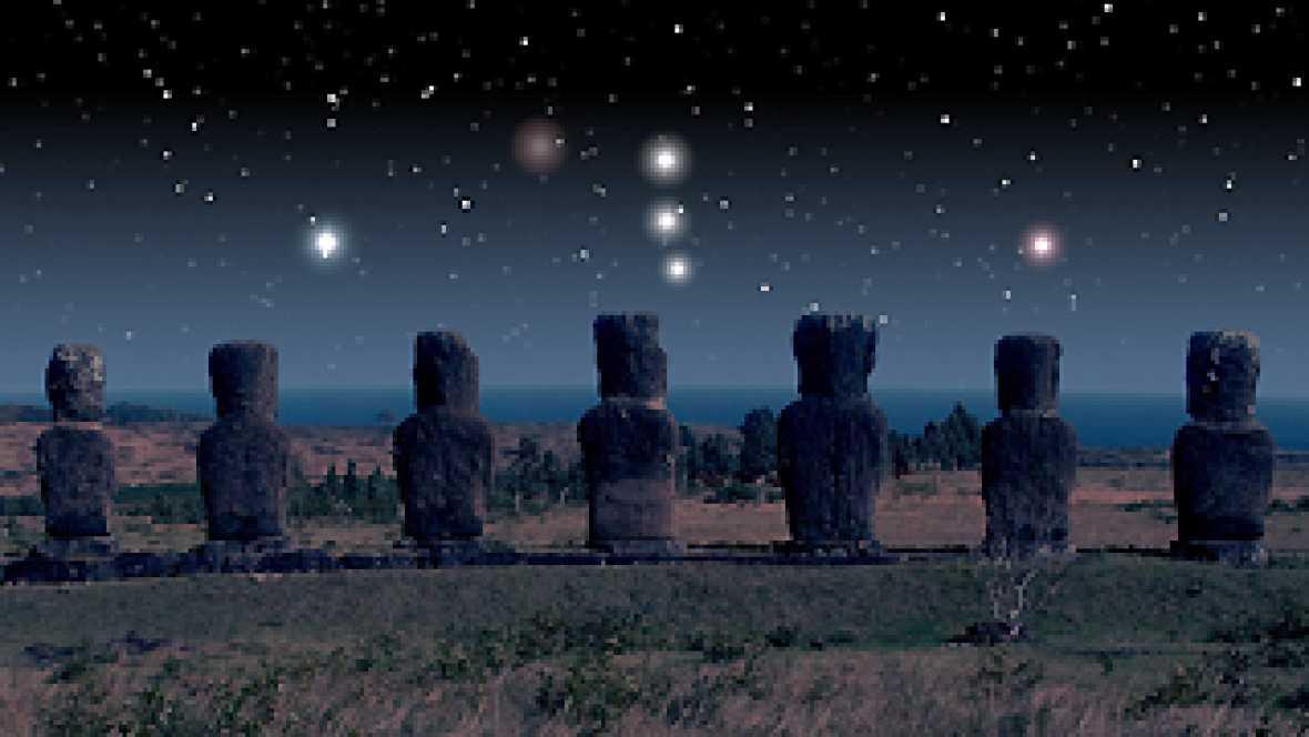 A hombros de gigantes - Arqueoastronomía: El extraordinario conocimiento del cielo de las civilizaciones antiguas - Escuchar ahora