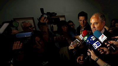 Diario de las 2 - Camps y Cotino niegan el chantaje a las familias de las víctimas del accidente del metro - Escuchar ahora