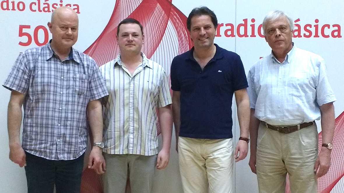 La dársena - Gewandhaus Quartett - 18/05/16 - escuchar ahora