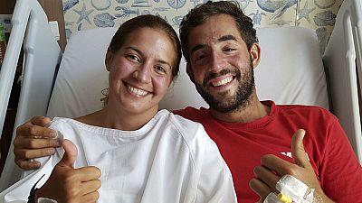 """Las mañanas de RNE - Marta y David: """"Volveremos a Malasia, donde tenemos muchos amigos"""" - Escuchar ahora"""