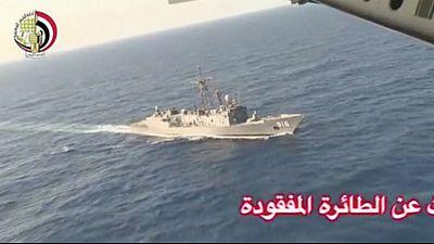 Las mañanas de RNE - Se intensifica la búsqueda del avión de Egyptair - Escuchar ahora
