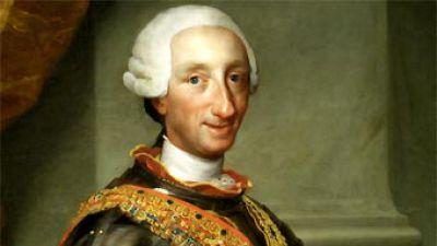 Punto de enlace - España rinde homenaje a Carlos III por su tricentenario - 20/05/16 - escuchar ahora